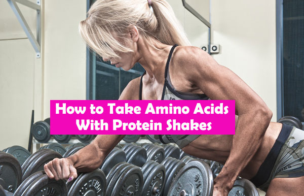 How to take amino acids