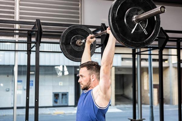 Gaining Muscle Mass Program