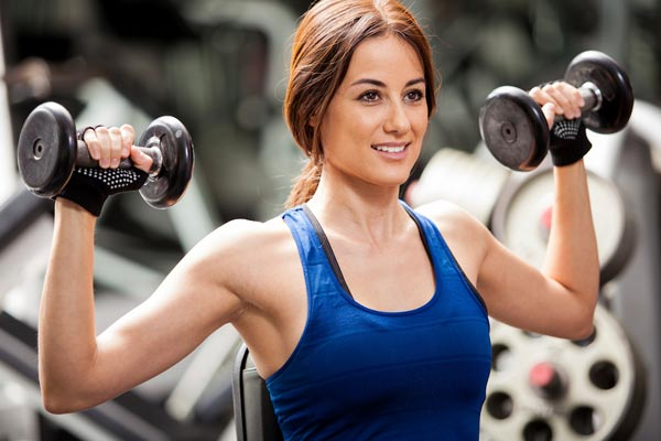 How to Build Muscles for Women